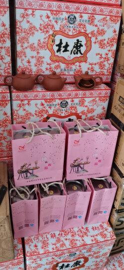 2件送紫砂壶正品油切黑乌龙茶500g礼盒装 纯茶叶喝出A4腰 高浓度黑乌龙茶精选高山乌龙茶 晒单图