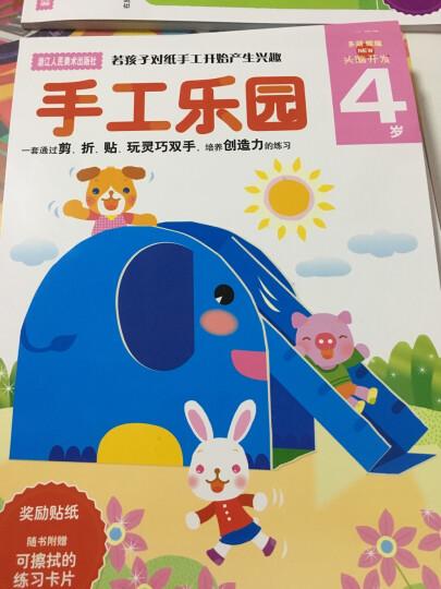 多湖辉新头脑开发丛书6岁系列(附挑花线、穿绳游戏训练 套装共8册 ) 晒单图