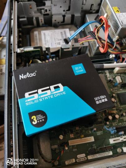 朗科(Netac)240GB SSD固态硬盘 mSATA接口 N5M/纤薄小巧 动力强劲 晒单图