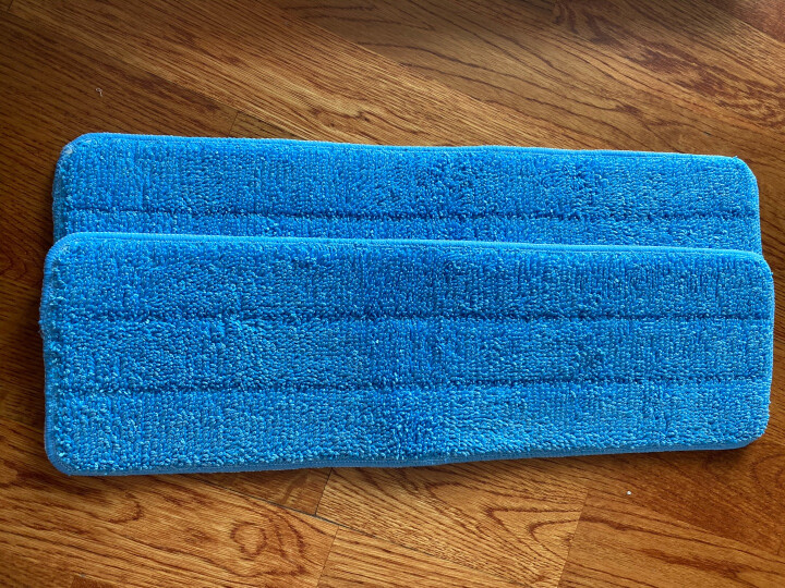 博纳bona平板拖把进口木地板大理石地砖拖布懒人家用可旋转擦地纤维拖布平板 晒单图