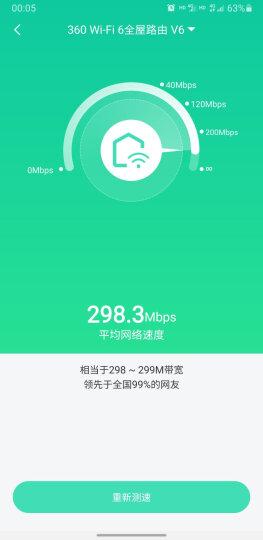 360随身WiFi3 300M 无线网卡 迷你路由器 黑色 晒单图