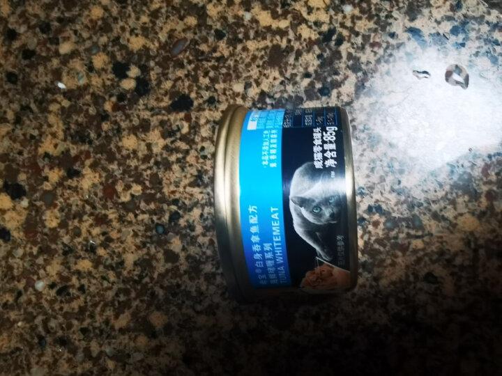 伟嘉 猫零食 成猫妙鲜包85g*12金枪鱼味 猫湿粮软包猫罐头全价粮 晒单图