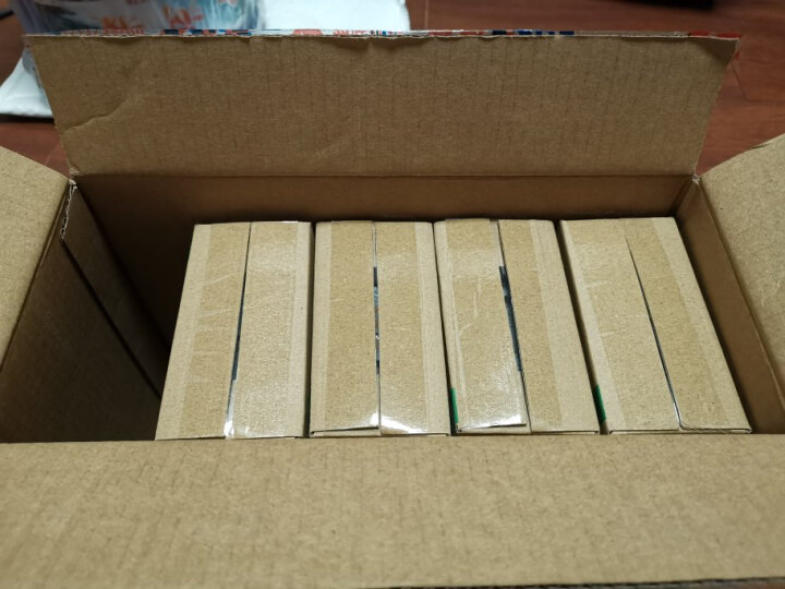 净安(Cleafe)艾叶洁厕灵洁厕块50g*8粒/盒蓝泡泡马桶自动清洁剂 晒单图