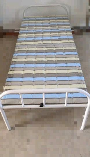 顺优 折叠床 沙发床 单人床 午睡 午休床 午睡神器 SY-018 晒单图