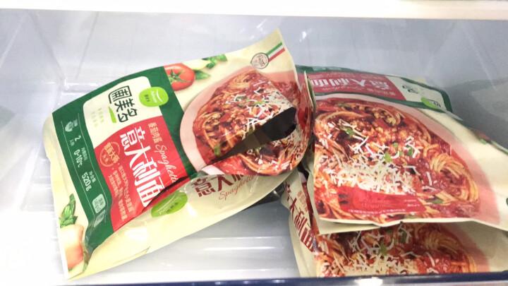 圃美多(Pulmuone) 番茄肉酱意大利面 520g  2人份 进口面条 直身意面 方便菜 晒单图
