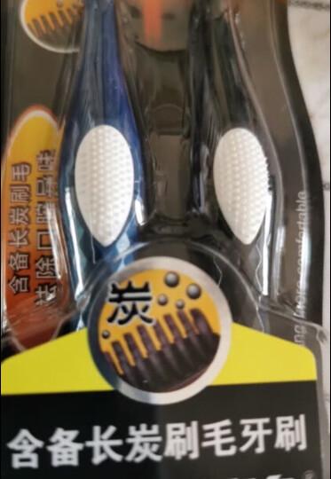 可洁可净 牙刷 超细软毛呵护牙龈 6支实惠装 晒单图