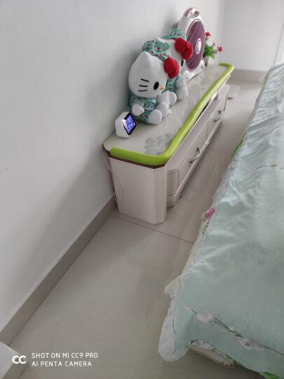 Babyprints防撞条宝宝桌角护角儿童防撞贴婴儿防碰撞磕碰墙角包边角4米 送3M双面胶 绿色 晒单图