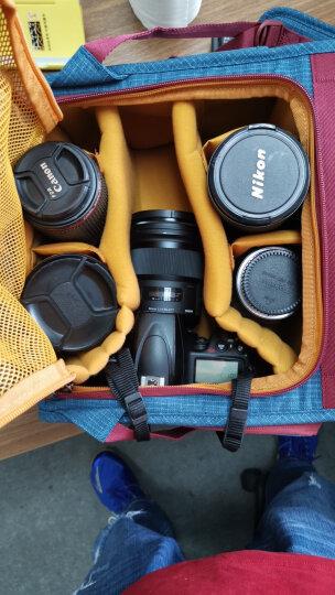 国家地理(National Geographic)NG W5071cn 相机包 摄影包 单反相机包 双肩包 逍遥者系列 旅行多功能 时尚通勤 晒单图