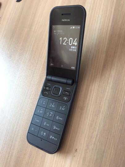 新诺基亚(NOKIA)105 白色 直板按键 移动联通2G手机 双卡双待 老人手机 学生备用功能机 晒单图