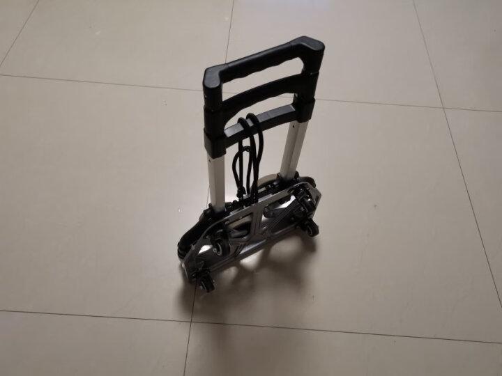 新越昌晖 购物车买菜车 拉货行李车 超市便携折叠小推车 拉杆车手拉车 三节拉杆XY3168承重约140斤 晒单图