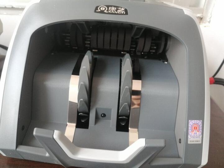 康艺(KANGYI)2019新版人民币点钞机JBYD-HT3600(B)智能家用商用验钞机 支持升级新旧混点 晒单图