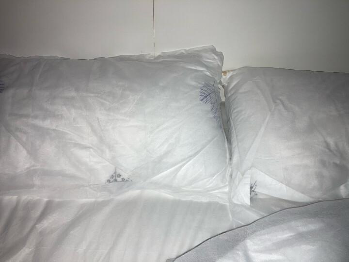 佳途JOYTOUR 一次性床单被罩套枕套床上用品三件套装旅行用品酒店宾馆隔脏单人款 晒单图