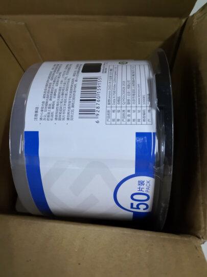 联想(Lenovo) 原装行货 dvd刻录盘 光盘 空白光盘 4.7G 16X DVD+R (50片PP袋装) 晒单图