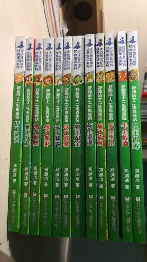 【2021新版】郑渊洁十二生肖童话绘本全套12册 晒单图