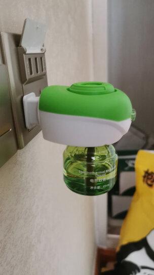润本(RUNBEN) 蚊香液 驱蚊 150晚45ml×5瓶+1器 电蚊香 电蚊香液 驱蚊水 蚊香 驱蚊器 蚊香液婴儿 无香型 晒单图