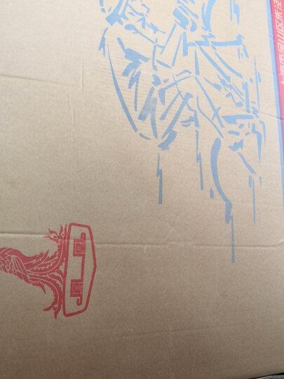 凤凰自行车山地车男女26/24寸24/27/36速双碟刹避震公路变速成人自行车学生单车 F980-24速顶配-白蓝辐条轮 晒单图