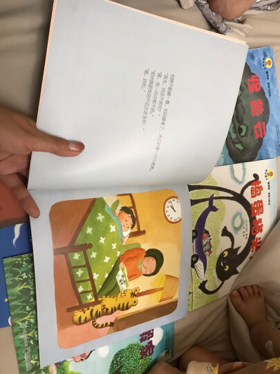 小猛犸童书【海桐妈妈推荐】深见春夫睡得香图画书(平装套装共5册)(3-6岁适读) 晒单图