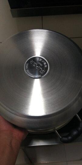苏泊尔SUPOR易存储304不锈钢双层复底28cm蒸锅燃气电磁炉通用蒸鱼锅高拱盖汤锅蒸笼SZ28B2 晒单图