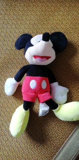 """迪士尼Disney 清新系列毛绒玩具六一儿童节生日礼物公仔玩偶靠垫布娃娃 9"""" 米奇 DSN(T)1165 约30厘米 晒单图"""