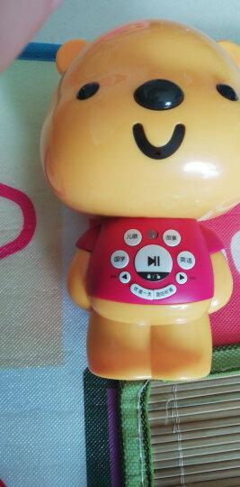 优彼早教机故事机婴幼儿童玩具优比男孩女孩玩具0-6岁宝宝启蒙学习机优享 红色新年礼物 晒单图