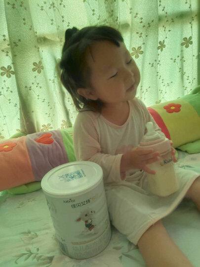 佳贝艾特(Kabrita)悦白幼儿配方羊奶粉 3段(1-3岁婴幼儿适用)400克(荷兰原装进口) 晒单图