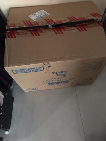 大王GOON 天使纸尿裤 L50片(9-14kg)婴儿大号透气纤柔至薄 晒单图