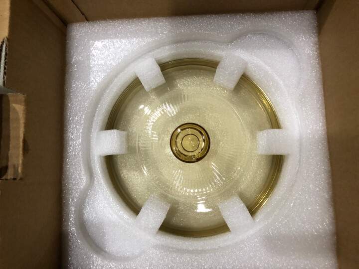 康宁锅汤锅玻璃锅 VS-22 晒单图