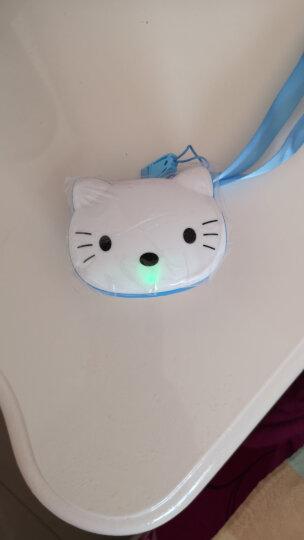 唯米 故事机可充电下载 早教机宝宝婴儿幼儿MP3智能音乐播放器儿童玩具 紫色8G内存+读卡器保护袋 晒单图