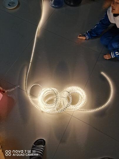 雷士(NVC)LED灯带 连接头安装带电源线连接器控制稳压器配件包 仅适用于3528和2835单排灯带 晒单图