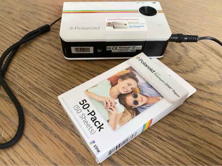 宝丽来Z2300/ZIP/SNAP/SNAP TUOCH拍立得相机专用ZINK2x3英寸相纸 100张 晒单图