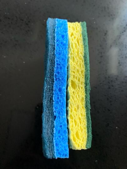 3M 思高天然木浆棉防刮擦百洁布3片装 快速吸水xj 晒单图