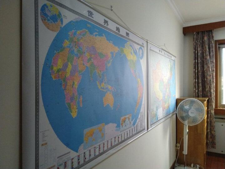 中国地图册+世界地图册(全新知识版2册 京东定制) 晒单图