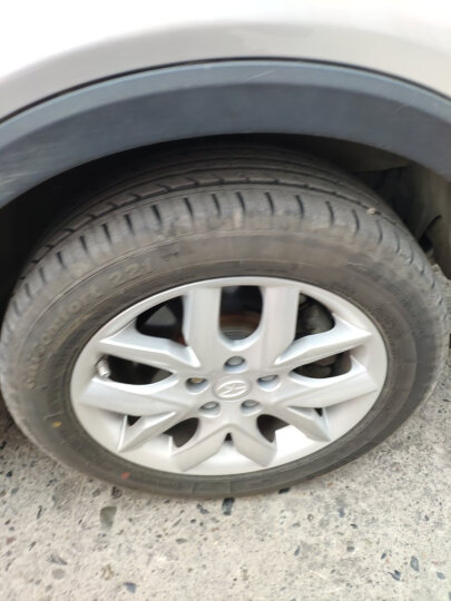 佳通轮胎Giti汽车轮胎 205/55R16 94V GitiComfort 221v1 适配大众宝来/一汽奥迪A6/速腾2014款等 晒单图