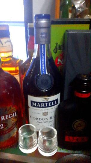 马爹利(Martell)洋酒干邑白兰地 蓝带酒版50ml 晒单图