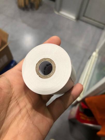天章(TANGO)新绿天章中高品质热敏收银纸57×30mm 美团外卖po超市小票 200卷(10米/卷)收银机打印纸足米数 晒单图