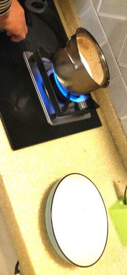 方太(FOTILE)JZY-FD21BE(液化气)燃气灶 嵌入式煤气灶双灶 钢化防爆玻璃 劲火精控4.1KW大火力 晒单图