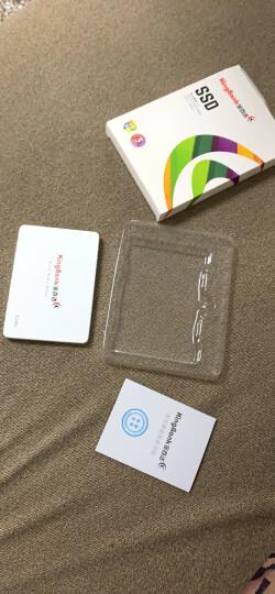 金百达(KINGBANK) 120GB SSD固态硬盘 SATA3.0接口 KP330系列 晒单图