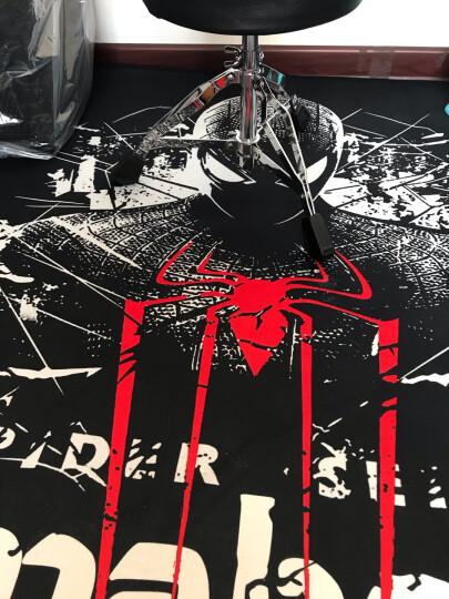 MK架子鼓地毯垫防滑垫爵士鼓隔音电子鼓毯减震垫加厚钢琴地毯垫圆形方形 特殊尺寸定制联系客服 晒单图