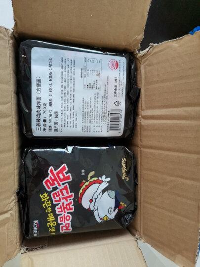 韩国进口三养火鸡面 网红方便面炒面速食泡面140g 5包装 超辣鸡肉味火鸡拌面休闲零食品 晒单图