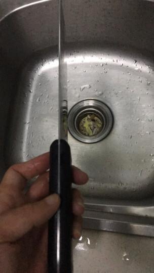 张小泉 不锈钢菜刀单刀 切片刀N5472 晒单图