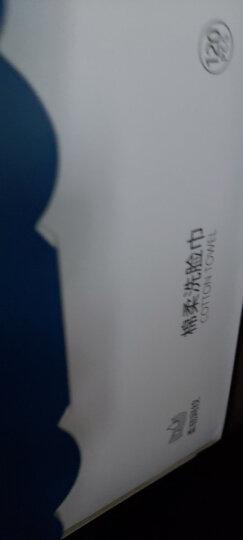 简柔 唐嫣同款 一次性洗脸巾卷筒洁面巾卷装擦脸巾 110段/卷 晒单图