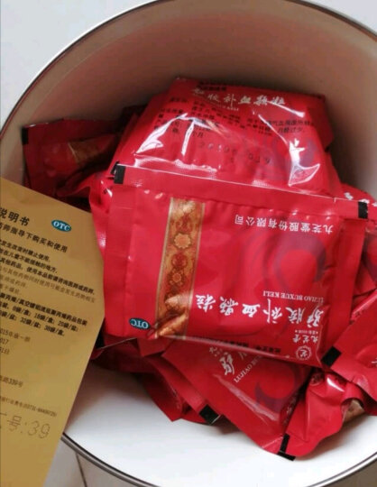 九芝堂 阿胶(铁盒)250g 补血滋阴眩晕药品补气血安神 晒单图