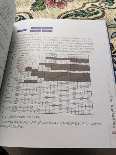 数据化管理:洞悉零售及电子商务运营(博文视点出品) 晒单图