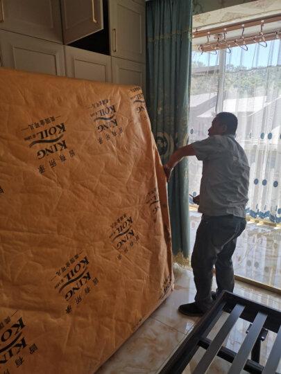 美国金可儿(Kingkoil) 双人床垫厚 五星级洲际酒店 欧珀L 乳胶床垫偏软 席梦思床垫 欧珀 开放式LFK弹簧 1.8米*2米*0.3米 晒单图