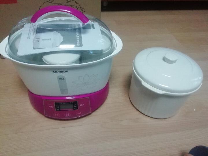 天际(TONZE)电炖锅隔水炖 煮粥煲汤1锅5胆DGD-32EBG 3.2L 晒单图