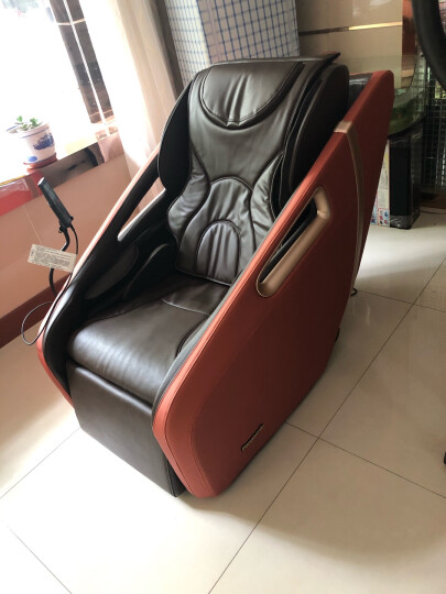 【官方旗舰店】Panasonic/松下按摩椅全身家用智能全自动老人按摩椅精选推荐EP-MA31 D492-亮橙色 晒单图
