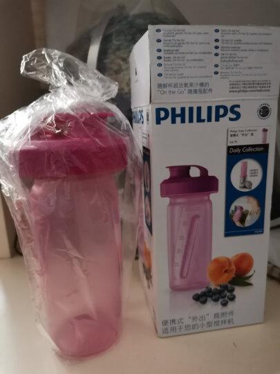 飞利浦(PHILIPS)HR2991随行杯迷你搅拌机配件 适用于HR2872&HR2874 (多种颜色随机发货) 晒单图