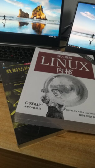 O'Reilly:深入理解LINUX内核(第3版)(涵盖2.6版) 晒单图