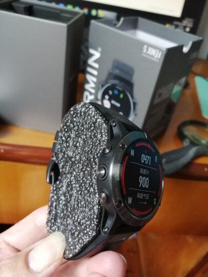 佳明(GARMIN)户外手表 Fenix5 中文蓝宝石玻璃镜面DLC版GPS多功能登山跑步智能运动表游泳腕表光学心率 晒单图