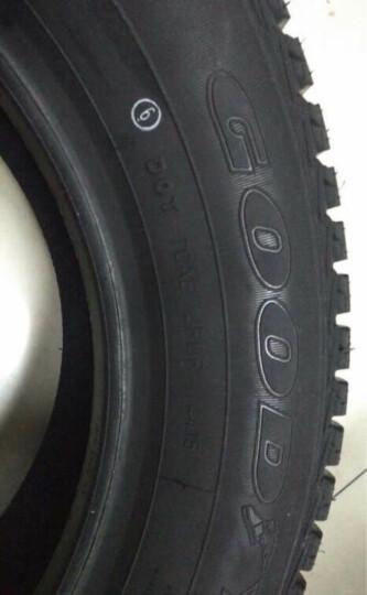 固特异冬季冰雪地轮胎UG ICE+ 225/55R16  95T 20年产 晒单图